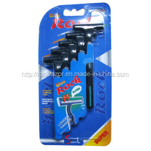 Twin Blade Disposable Razor (KD-B2016L) pictures & photos