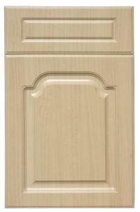 Solid Cherry Wood Kitchen Cabinet Door (cabinet door) pictures & photos