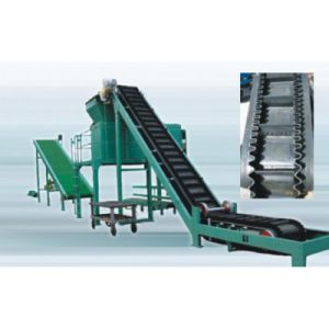 Sidewall Rubber Conveyor Belt with Cleat for Grain Transportation Made in China