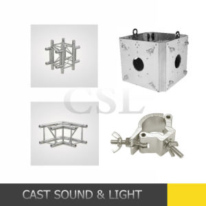 Aluminum Stage Truss Parts Compatible with Global Truss pictures & photos