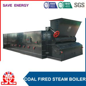 Water Tube Double-Drum Bituminous Coal Steam Boiler pictures & photos