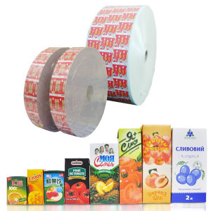 Paper-Based Laminated Packing Material Brick Filling for Beverage pictures & photos