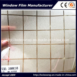 Hot Sell~ Sparkle Window Film Self-Adhesive Decoration Glass Window Film 1.22*50m pictures & photos
