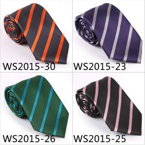 New Design Fashionable Stripe Necktie (Ws2015-30) pictures & photos