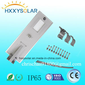 Outdoor Light 70W All in One Solar LED Power Street Light Price List with 3 Years Warranty pictures & photos