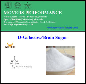 High Quality Hot Sale D-Galactose pictures & photos