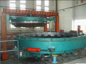 China Popular Tyre Curing Press Rubber Machinery pictures & photos