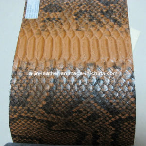 1.0mm Thick and Synthetic PU Leather Used for Sofa
