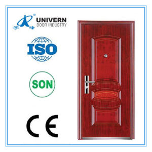 Beautiful Cheap High Quality Steel Door pictures & photos