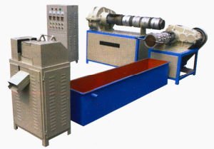 PP PE Film Plastic Recycling Granulating Machine pictures & photos