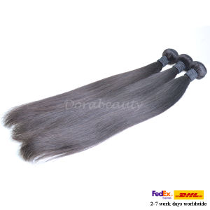 Brazilian Loose Wave 100% Virgin Remy Human Hair Weft pictures & photos
