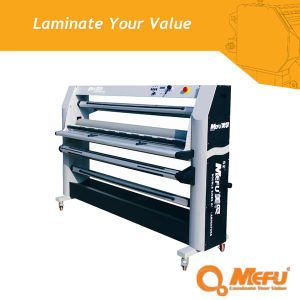 (MEFU-MF1700-D2) High Speed Double-Side Laminating Hot and Cold Roll Laminator with Cutter