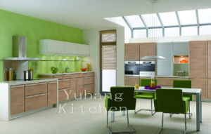 Melamine Kitchen Cabinets (#M2012-16) pictures & photos