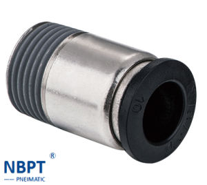 Quick Connect with Pneumatic Pipe Joint