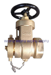 Fire Hose-Hydrant Gate Valve pictures & photos