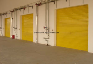 Roller Shutter Door -7 / CE Certified pictures & photos