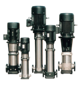 Stainless Steel Electric Water Vertical Multistage High Pressure Pump pictures & photos