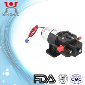24VDC Electric Small Diaphragm Pump 1.2L/Min for Water Dispenser (DP005B2)
