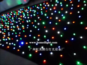 RGBW LED Star Curtain Cloth LED Star Light with CE 2*3m pictures & photos
