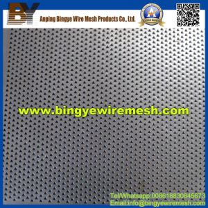 Triangle Perforated Metal Mesh for Ventilation pictures & photos