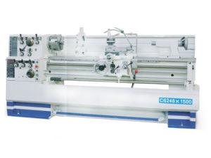 High Precision Universal Gap Bed Lathe Machine (Lathe Machine C6241 C6246) pictures & photos