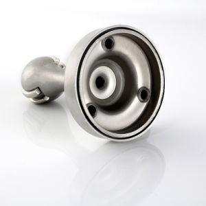Magnetic Architectural Hardware Door Stop in Satin Stainless Steel pictures & photos
