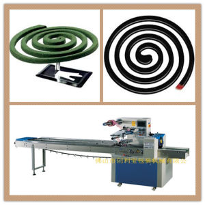 Mosquito Coil Packing Machine (CB-100) pictures & photos