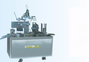 Model 2002 Adjustable Tridimensional Cellophane Overwrapping Machine (SY-2002) pictures & photos