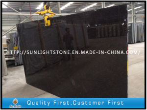 Affordable Polished Angola Brown Granite for Paving/Countertop/Slabs pictures & photos