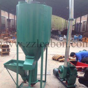High Quality Animal Feed Mixer and Crusher pictures & photos