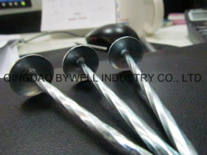 "Zinc and Shinning Roofing Nails Twisted and Smooth Shank (8G-13G, 1""-3"") pictures & photos"
