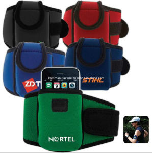Neoprene Mobile Phone Arm Bag pictures & photos