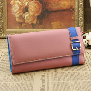 PU Leather Wallet for European Market pictures & photos