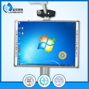 Portable Infrared Interactive Whiteboard, Class Writing Board, Blackboard pictures & photos