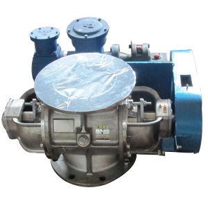 Three Lobe Roots Blower Methane Compressor