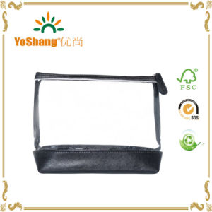 Clear Cosmetic Bag PVC, Promotional Cosmetic Bag Personalized, PVC Cosmetic Bag pictures & photos