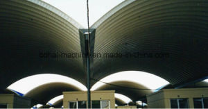 Bh Automatic Construction Machine for Arch Roof (BH914-700) pictures & photos