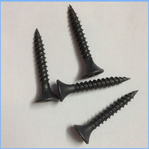 Black Drywall Screw Made of C1022 Carbon Steel pictures & photos