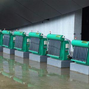 High Eer Energy Saving Hybrid Solar Split Air Conditioner pictures & photos