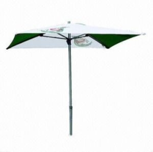 2X2m Square Shaped Metal Garden Umbrella (BR-GU-31) pictures & photos