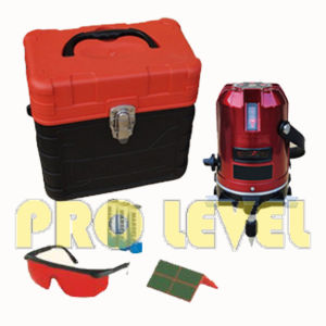 Self-Leveling and 2V1h1d Laser Level (SK-298DP) pictures & photos