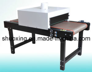 T-Shirt IR Tunnel Dryer, Small Conveyor Dryer pictures & photos