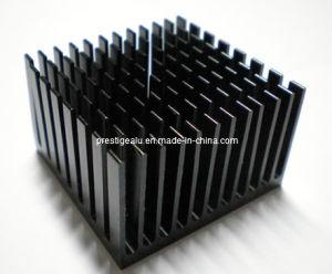 Black Anodizing Aluminium/Aluminum Heat Sink Profiles (PA-32)