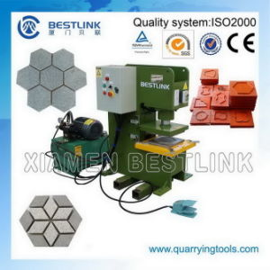 Hydraulic Stone Stamping Machine for Paving Stone pictures & photos