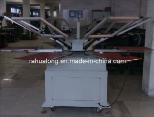 Semi-Automatic T Shirt Screen Printing Machine