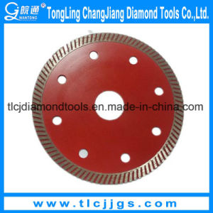 Sintered Turbo Diamond Saw Blade Cutting Blade pictures & photos