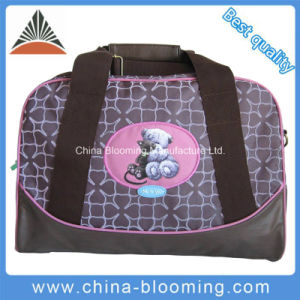 Weekend Sports Shoulder Carry Leisure Travel Lady Bag pictures & photos