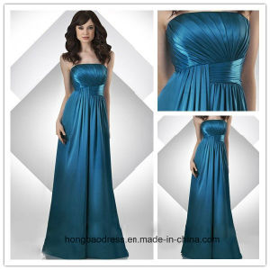 2015 Fashion Sleeveless Party Gown Evening Dress