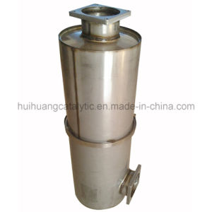 High Quality Auto and Diesel Engine Exhaust SCR Catalytic Converter / Muffler pictures & photos