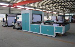 A4 Paper Sheeter PLC High-Precision Crosscutting Machine 4roll pictures & photos
